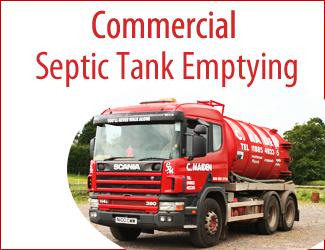Septic Tank Emptying Bromsgrove